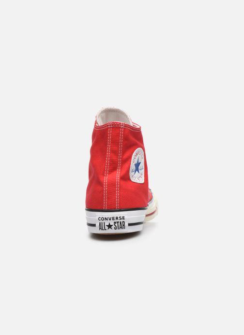 Sneakers Converse Chuck Taylor All Star Self Expression Hi W Rosso immagine destra