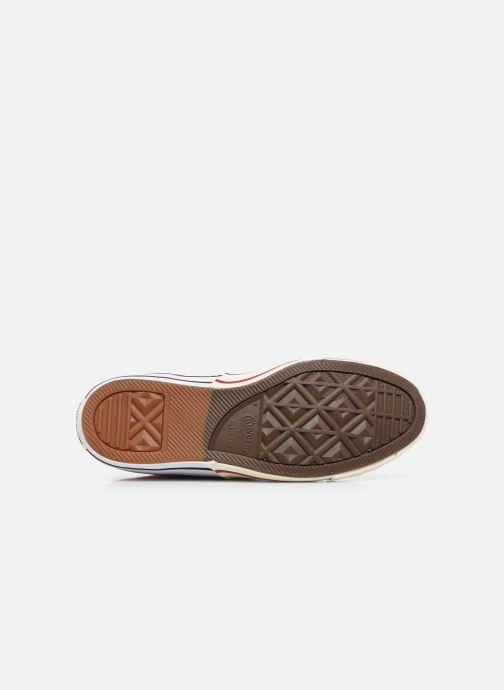 Sneakers Converse Chuck Taylor All Star Self Expression Hi W Rosso immagine dall'alto