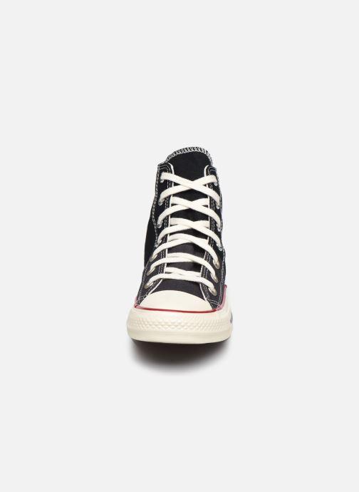 Baskets Converse Chuck Taylor All Star Self Expression Hi W Noir vue portées chaussures