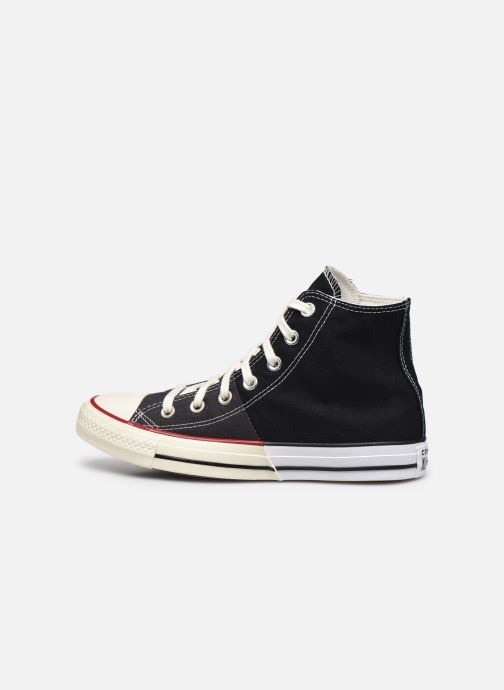 Sneakers Converse Chuck Taylor All Star Self Expression Hi W Nero immagine frontale
