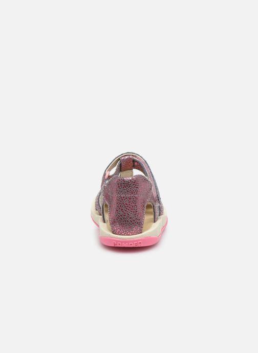 Sandali e scarpe aperte Camper Bicho FW Argento immagine destra
