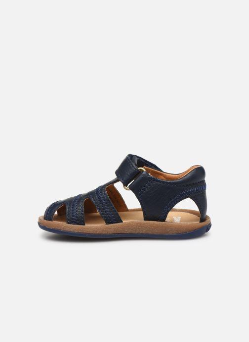 Sandali e scarpe aperte Camper Bicho FW Azzurro immagine frontale