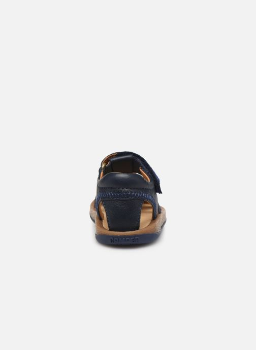 Sandali e scarpe aperte Camper Bicho FW Azzurro immagine destra
