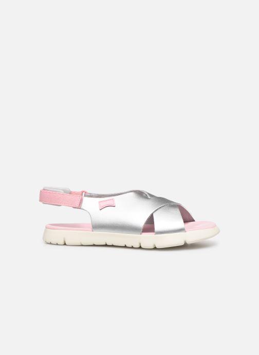 Sandali e scarpe aperte Camper Oruga New Argento immagine posteriore