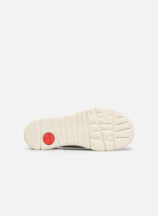 Sandali e scarpe aperte Camper Oruga New Argento immagine dall'alto