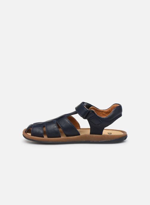 Sandalen Camper Bicho E N blau ansicht von vorne