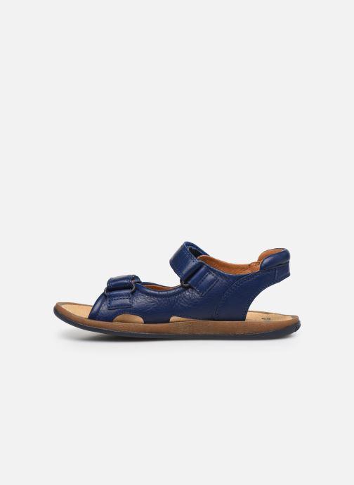 Sandaler Camper Bicho 800333 Blå bild från framsidan