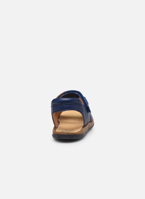 Sandali e scarpe aperte Camper Bicho 800333 Azzurro immagine destra