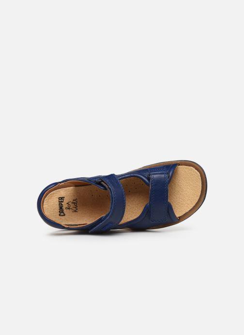 Sandali e scarpe aperte Camper Bicho 800333 Azzurro immagine sinistra