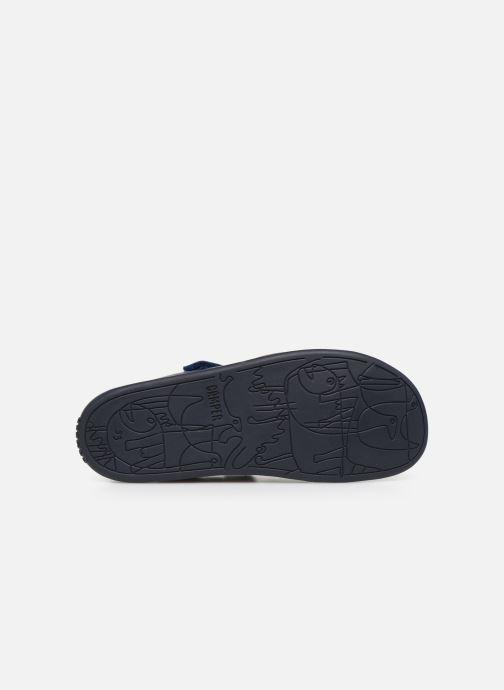 Sandali e scarpe aperte Camper Bicho 800333 Azzurro immagine dall'alto