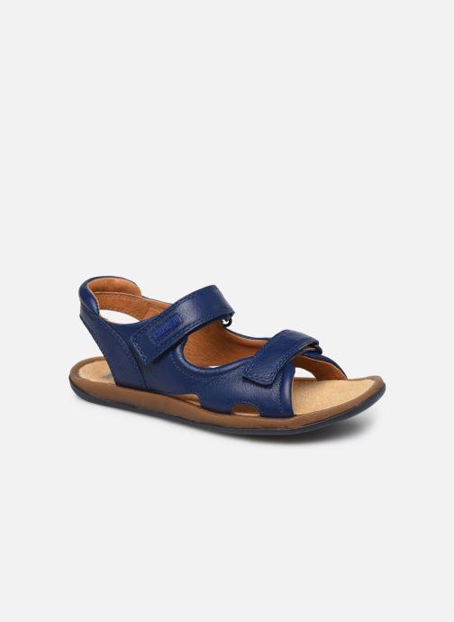 Sandaler Camper Bicho 800333 Blå detaljerad bild på paret