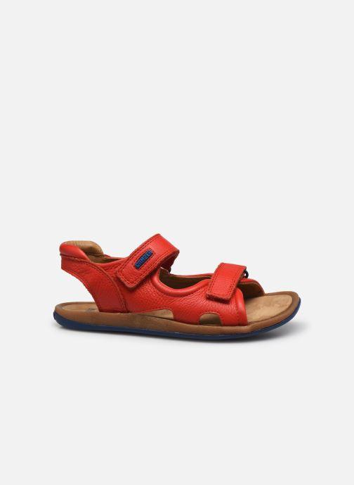 Sandales et nu-pieds Camper Bicho 800333 Rouge vue derrière