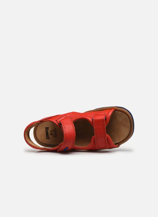 Sandales et nu-pieds Camper Bicho 800333 Rouge vue gauche