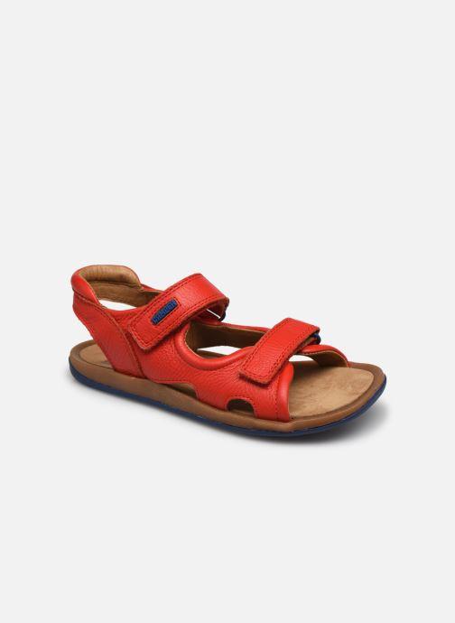 Sandales et nu-pieds Camper Bicho 800333 Rouge vue détail/paire