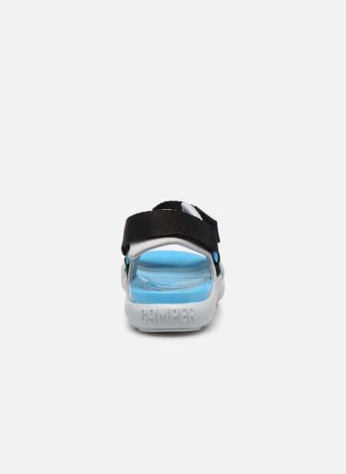 Sandals Camper OUS 800360 Black view from the right