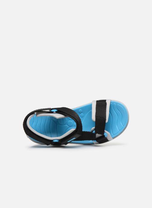 Sandali e scarpe aperte Camper OUS 800360 Nero immagine sinistra