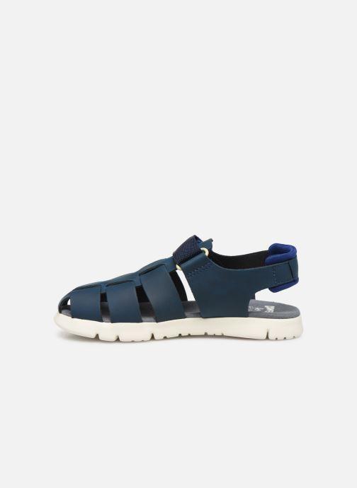 Sandalen Camper ORUGA 800242 blau ansicht von vorne