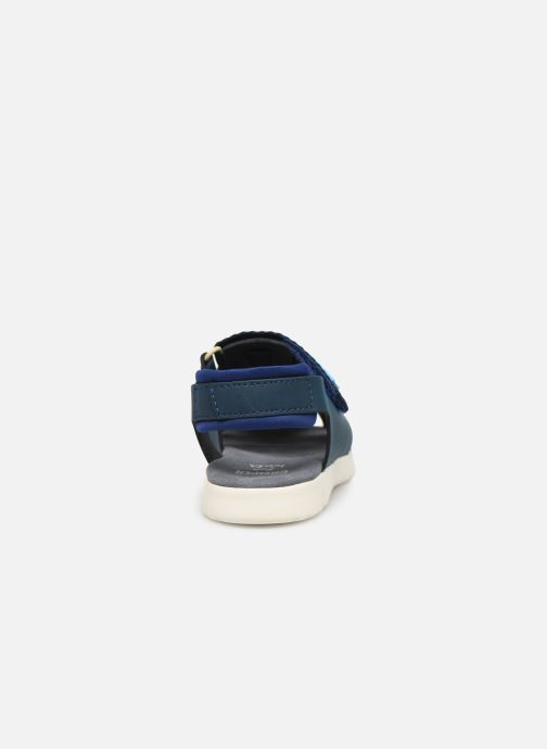 Sandalen Camper ORUGA 800242 blau ansicht von rechts