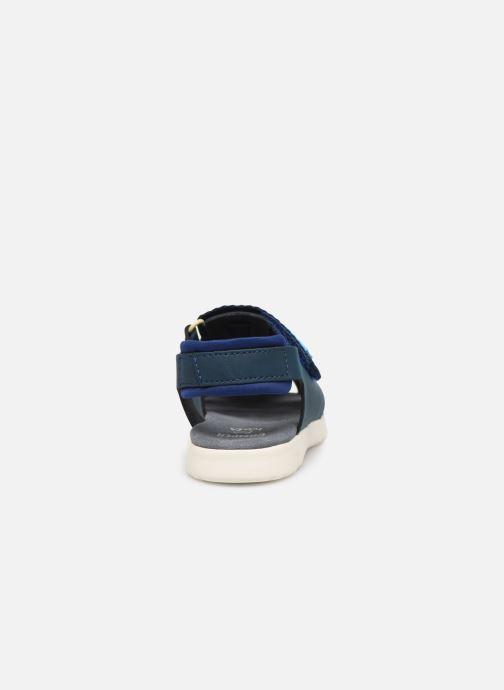 Sandales et nu-pieds Camper ORUGA 800242 Bleu vue droite