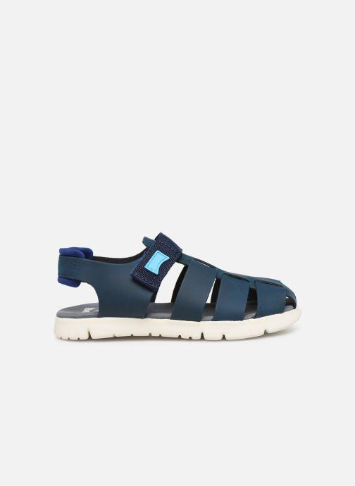 Sandalen Camper ORUGA 800242 blau ansicht von hinten