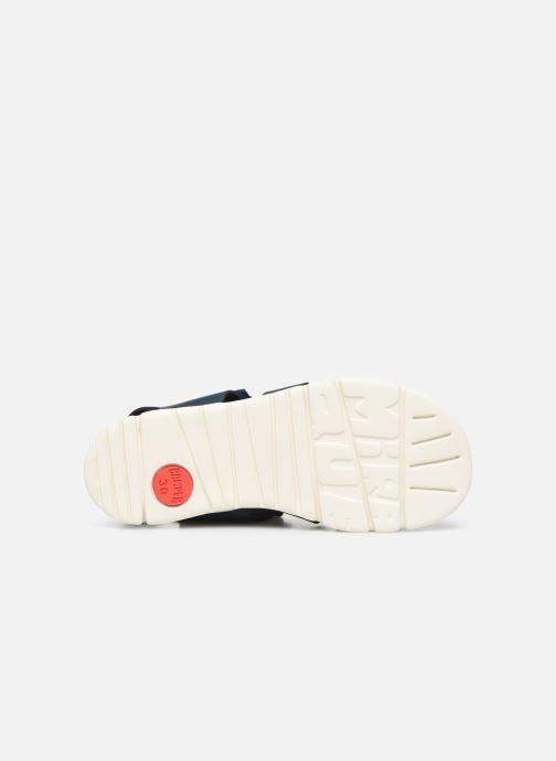 Sandales et nu-pieds Camper ORUGA 800242 Bleu vue haut