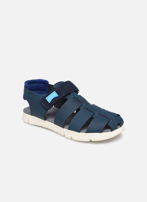 Sandalen Camper ORUGA 800242 blau detaillierte ansicht/modell