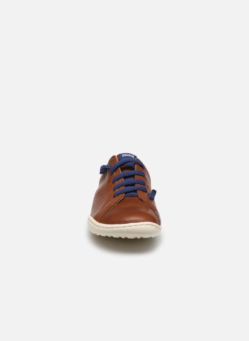 Baskets Camper Peu Low Cami N Marron vue portées chaussures