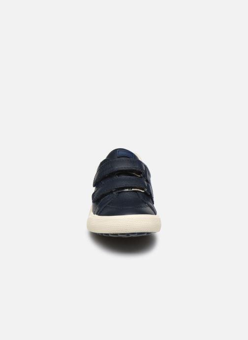 Baskets Camper Poursuit 800336 Bleu vue portées chaussures
