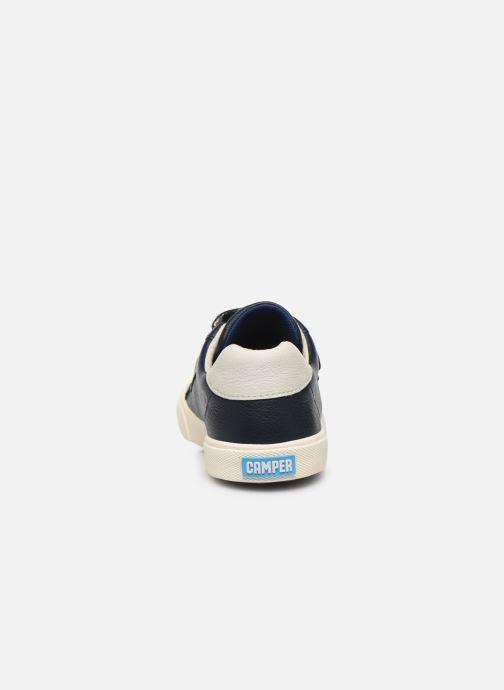 Baskets Camper Poursuit 800336 Bleu vue droite