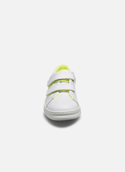 Baskets Camper Runner 800358 Blanc vue portées chaussures