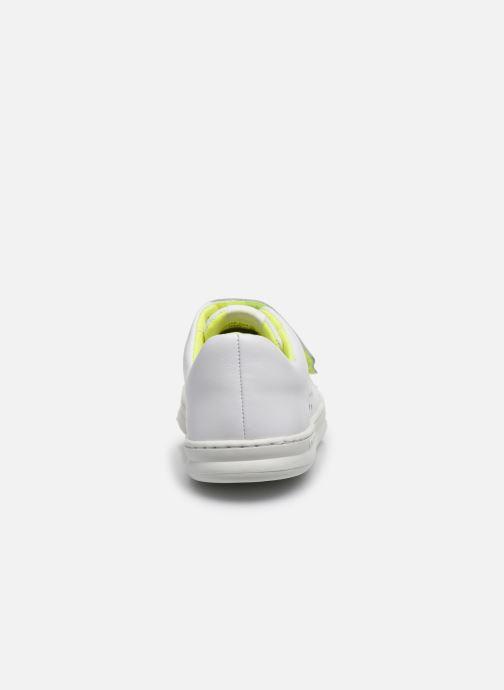 Baskets Camper Runner 800358 Blanc vue droite