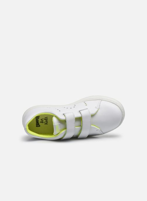 Sneakers Camper Runner 800358 Bianco immagine sinistra