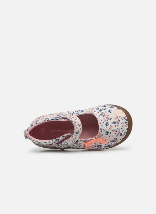 Pantofole Vertbaudet BF - Chausson VB Rosa immagine sinistra