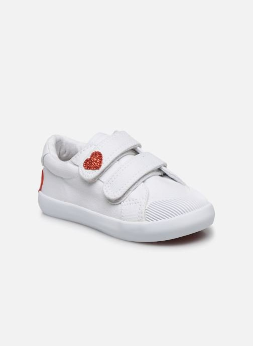 Sneakers Bambino BF - Basket basse velcro toile