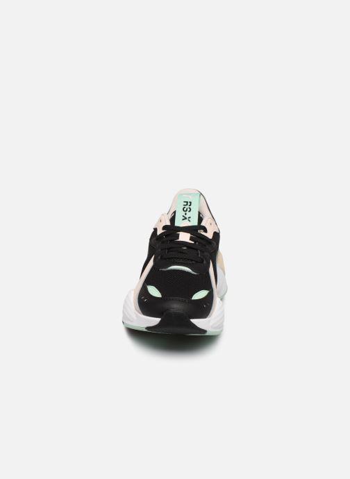Baskets Puma Rs-X Mu Blanc vue portées chaussures