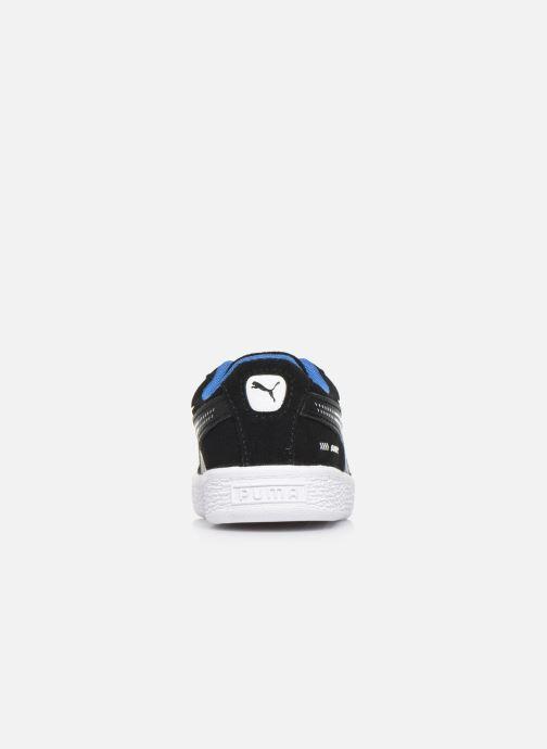 Sneakers Puma Sega Suede Sonic V Nero immagine destra