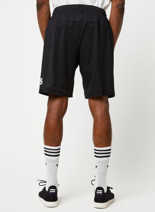 Vêtements adidas performance 4K_Spr A Bos 9 Noir vue portées chaussures