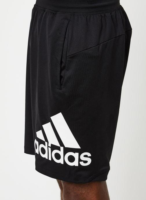 Vêtements adidas performance 4K_Spr A Bos 9 Noir vue face