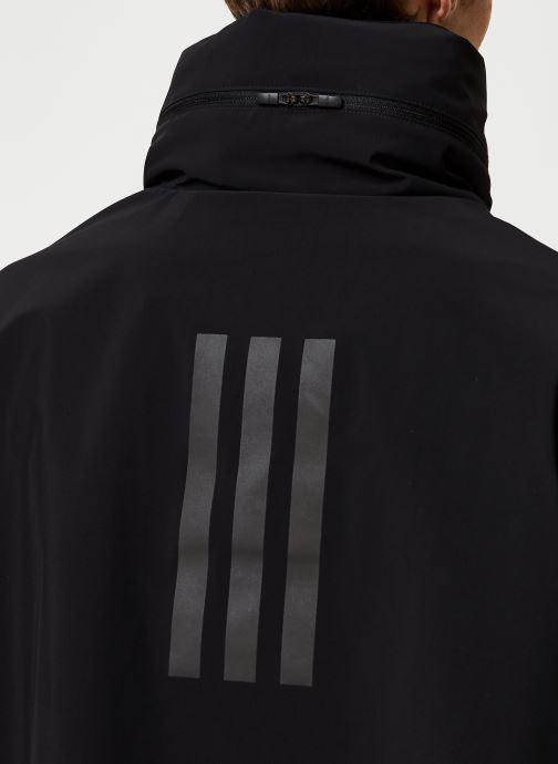 Vêtements adidas performance Myshelter Parka Noir vue face