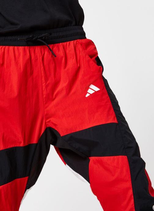 Vêtements adidas performance M O Shape Pant Rouge vue face