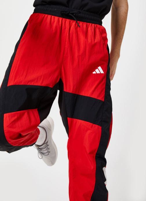 Vêtements adidas performance M O Shape Pant Rouge vue détail/paire