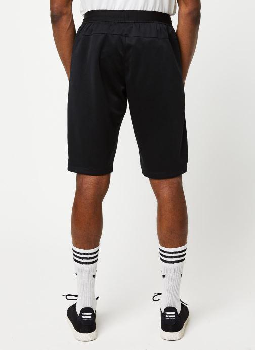 Vêtements adidas performance City Long Short Noir vue portées chaussures