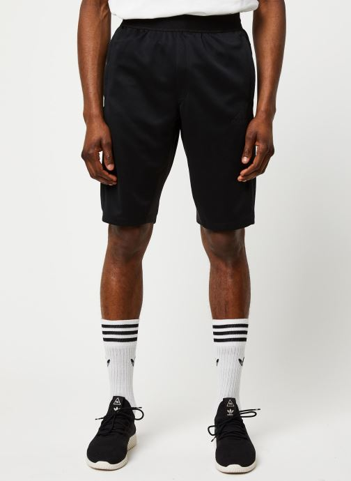Vêtements adidas performance City Long Short Noir vue détail/paire