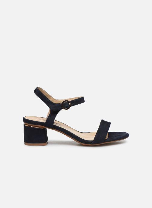 Sandales et nu-pieds JB MARTIN MALINA Bleu vue derrière