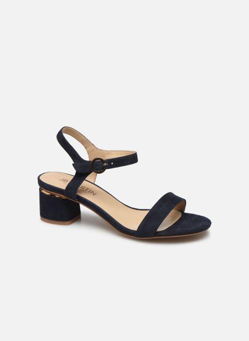 Sandales et nu-pieds JB MARTIN MALINA Bleu vue détail/paire