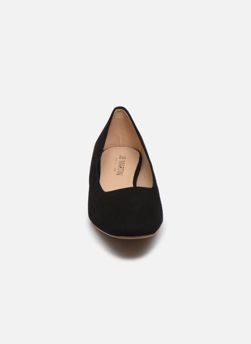 Escarpins JB MARTIN CATEL Noir vue portées chaussures