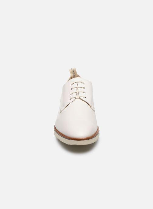 Chaussures à lacets JB MARTIN 1FILO Blanc vue portées chaussures