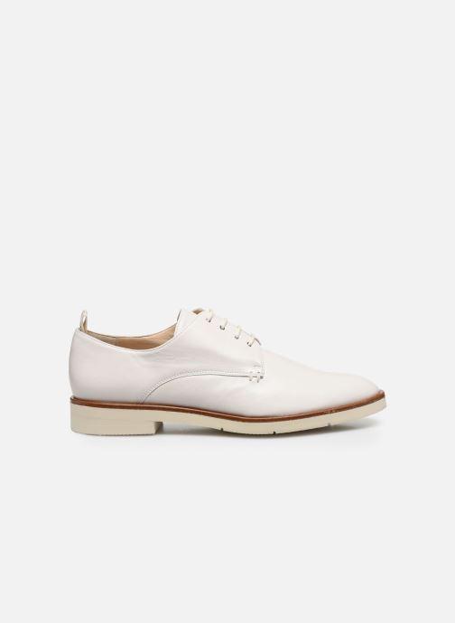Chaussures à lacets JB MARTIN 1FILO Blanc vue derrière