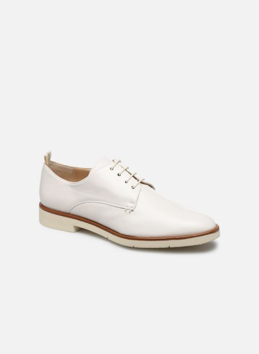 Chaussures à lacets JB MARTIN 1FILO Blanc vue détail/paire