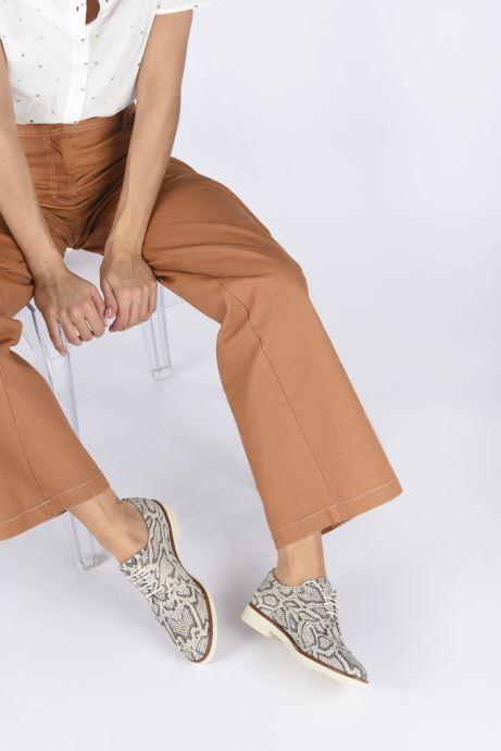 Zapatos con cordones JB MARTIN 1FILO Blanco vista de abajo